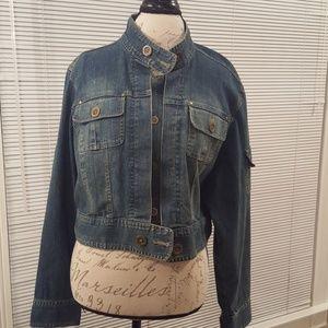 Denium Bolero Jacket